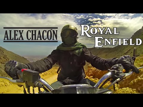 Royal Enfield in Middle East Enduro Ride 2014