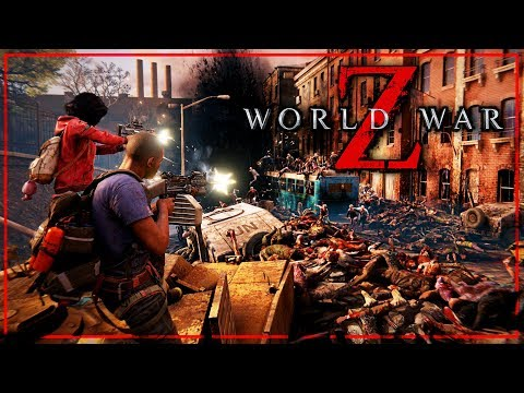 WORLD OF WAR Z *MILES DE ZOMBIES* ATACAN (CON WILLY)