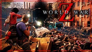 WORLD OF WAR Z *MILES DE ZOMBIES* ATACAN (CON WILLY)