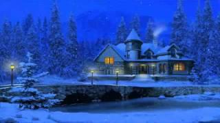 музыка для медитации зимняя сказка дом снег