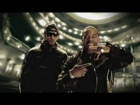 Busta Rhymes ft. Swizz Beatz - Stop The Party [CDQ/NoDJ/2010]
