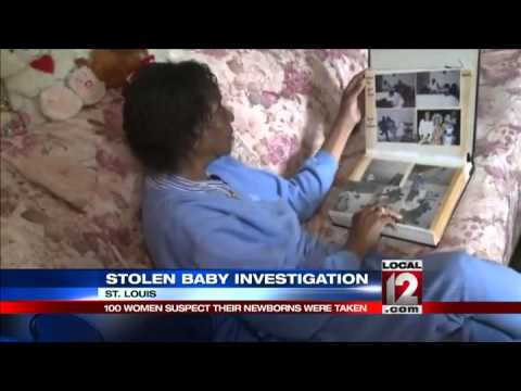 100 mothers suspect their babies were stolen