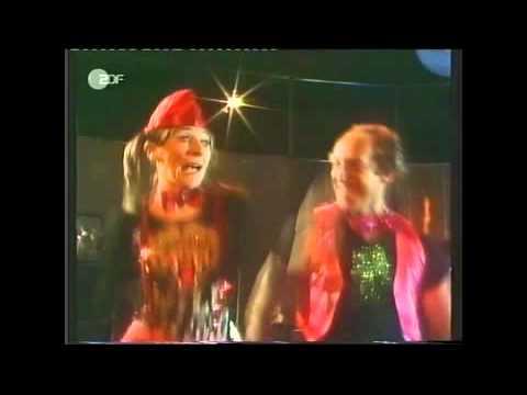 Die Wanne ist voll, Helga Feddersen, Dieter Hallervorden 1978