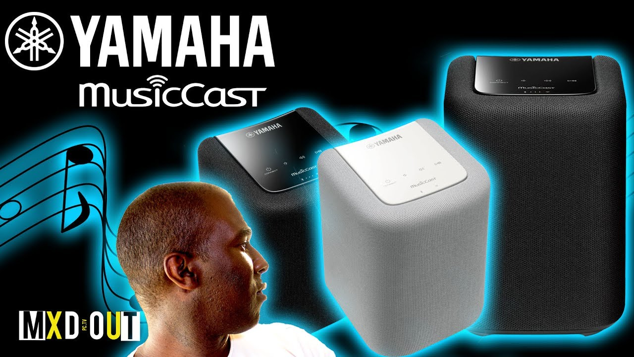 yamaha musiccast wx 010 wireless speaker review sound. Black Bedroom Furniture Sets. Home Design Ideas