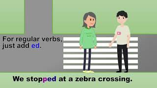 Simple Past - Learn English grammar through examples