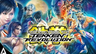 Everything Wrong With Tekken Revolution
