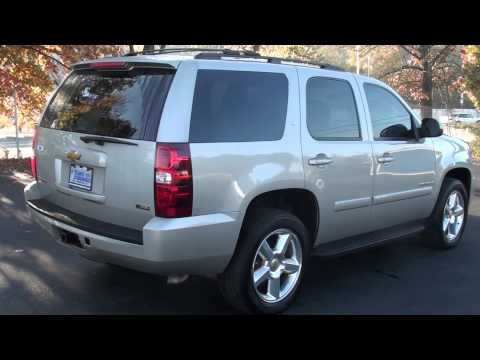 FOR SALE 2009 CHEVROLET TAHOE LT !! 1 OWNER!! STK# 110150B www.lcford.com