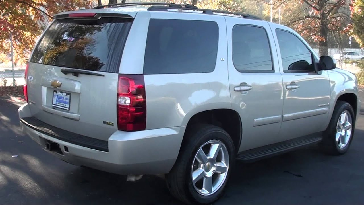for sale 2009 chevrolet tahoe lt 1 owner stk 110150b youtube. Black Bedroom Furniture Sets. Home Design Ideas