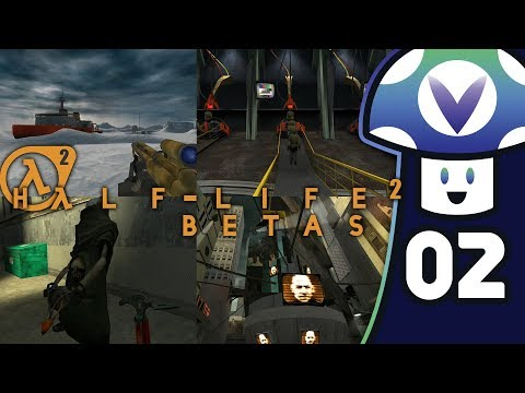 [Vinesauce] Vinny - Half-Life 2: Betas (PART 2)