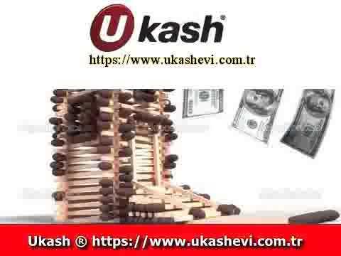 EUR, TL, DOLAR, EN UCUZ UKASH ALMAK UKASH Evi ile Kolay