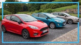 New Ford Fiesta 2018   First Drive