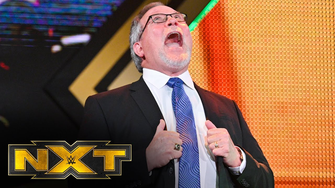 """""""The Million Dollar Man"""" Ted DiBiase costs Cameron Grimes a victory: WWE NXT, May 18, 2021"""
