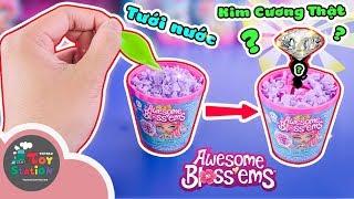 Trồng cây Awesome Blossems hy vọng nở ra kim cương thật ToyStation 417