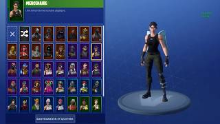 I exchange my fortnite account for the skins of alloween !!!