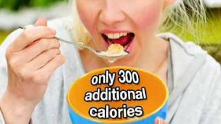 Eat for Two During Pregnancy? (Health Guru)