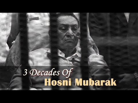 3 Decades of Hosni  Mubarak - CCTV Faces of Africa Broadcast, 2014