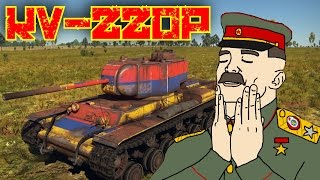 KV-22OP - WarThunder Gameplay
