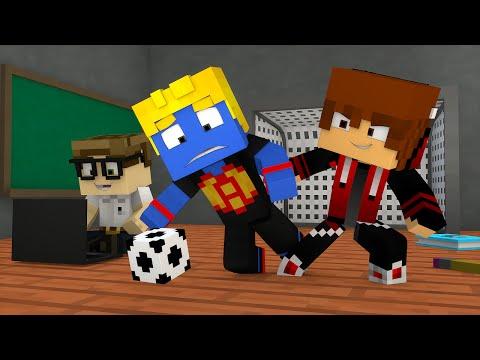 Minecraft: TENHO UM RIVAL | Pré-Escola [01]