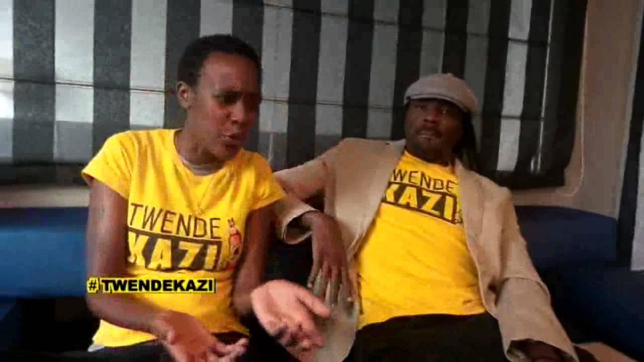Twende kazi promotional giveaways