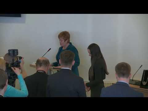 2019-04-24 Tauragės rajono savivaldybės tarybos posėdis