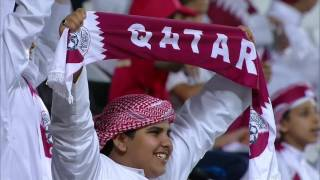 Qatar vs Syria (2018 FIFA World Cup Qualifiers)