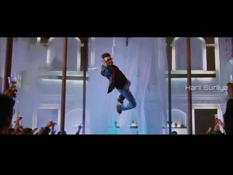 Anjaan Raju bhai Mass Scenes _ Title Theme Bgm Mixed _ Suriya