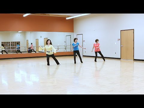 I Won't Let You Down - Line Dance (Dance & Teach in Chinese 中文教學)
