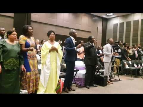 Ayo Solanke @ JTL Times of Ascension 2017 with Pas