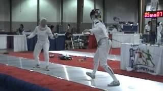 Hilary Fencing ~ Summer Nationals