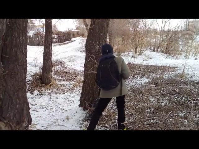 Изображение предпросмотра прочтения – «Ученики 7-а класса МОУ СОШ №59 им.И.Ромазана» представляют видеоролик кпроизведению «Бирюк» И.С.Тургенева