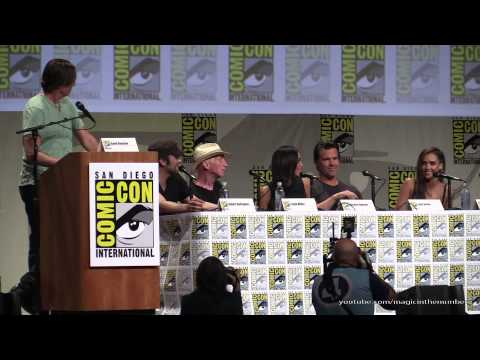 Sin City : A Dame to Kill For  panel, SDCC 2014