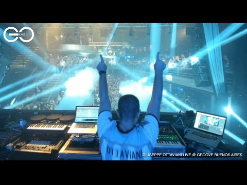 Giuseppe Ottaviani Live @ Groove - Buenos Aires