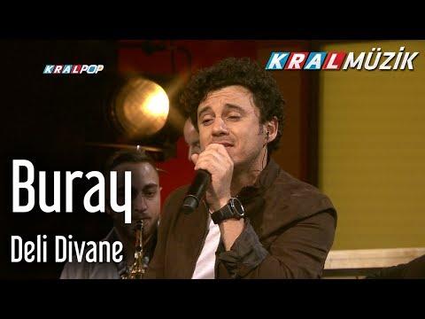 Buray - Deli Divane (Kral Pop Akustik)