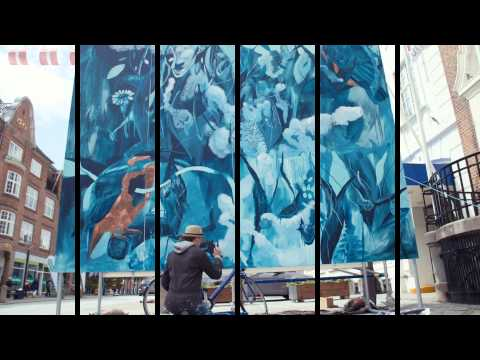Viborg International Billboard Painting Festival