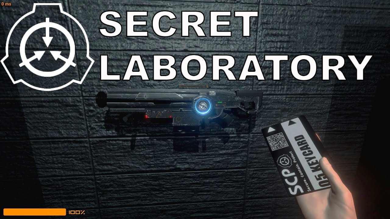 how to join scp secret labaroty