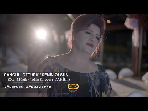 Cangül Öztürk - Bundan Sonra Senin Olsun - (Official Video)