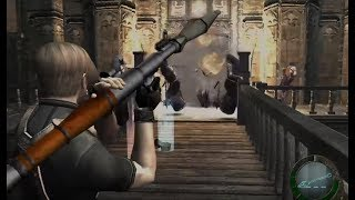 Resident Evil 4 - [1h45m] Single Segment Speedrun Pro NG+ (PS4)