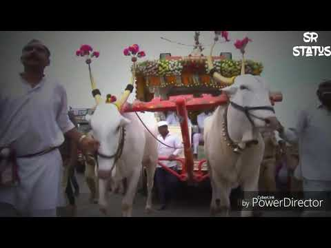 विठ्ठल गजर Marathi status thumbnail