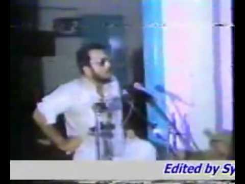 Allama ehsan elahi zaheer on idealogy of shia and sunnah8
