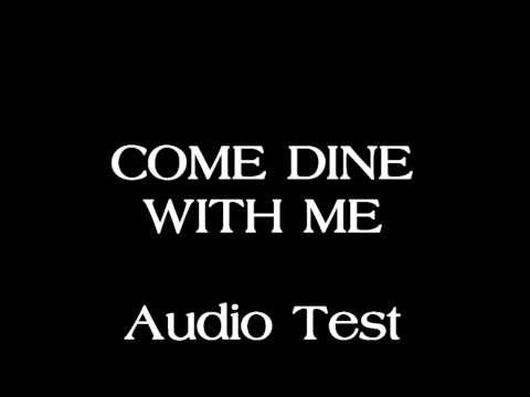 Come Dine With Me (Theme) - Audio Test