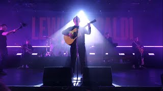 Lewis Capaldi - 'Before You Go' Live [4K] @ Manchester Academy 23.11.19