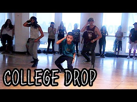 COLLEGE DROP - Sage The Gemini Dance ft 10 YEAR OLD RYAN | @MattSteffanina Choreography Video