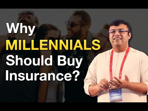 Should I Get Life Insurance In My 20s? | Financial Planning Process | Dr Sanjay Tolani