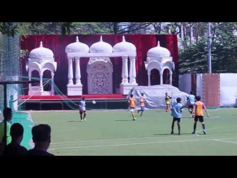Day 3 Group League: Aditya Birla World Academy v/s Sri Ma Gurukul Team A (Under 14)