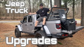 New Upgrades For The Jeep Gladiator!