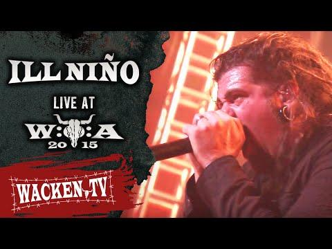Ill Niño - Full Show - Live at Wacken Open Air 2015