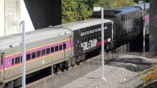 Keolis Doubledraft Consist, Norfolk MA