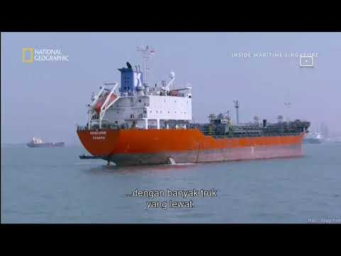 Pelabuhan Maritim Singapura (2017) National Geographic Indonesia