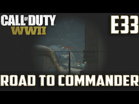 Call Of Duty World War 2(RTC)PS4 Ep.33-War On Operation Griffin(STG 44,Type 100 Gameplay)
