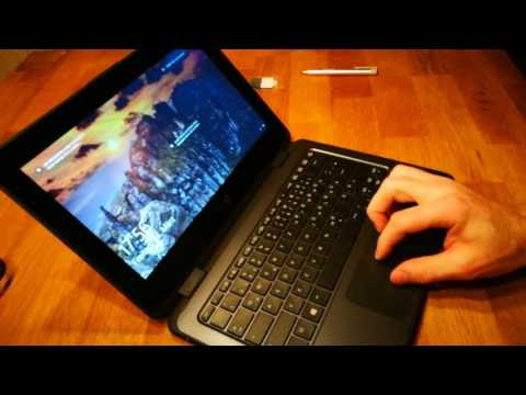 Unboxing HP ProBook X360 Education Edition